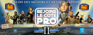 Salon « Rejoins le côté PRO » updated their cover …